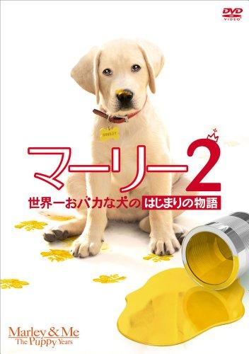 マーリー2 世界一おバカな犬のはじまりの物語(前作「マーリー世界一おバカな犬が教えてくれたこと(特別編)」付)(初回生産限定) [DVD]の詳細を見る