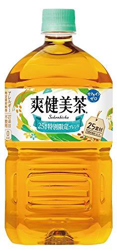 爽健美茶 すっきりブレンド(1L*12本入)