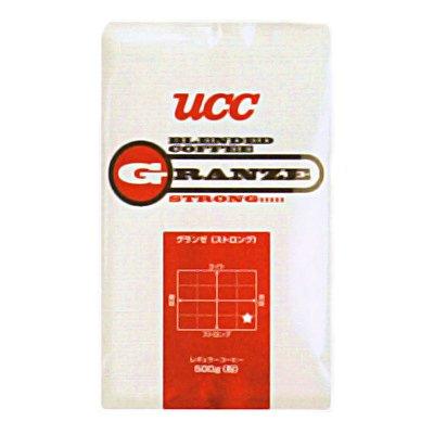 UCC 業務用 コーヒー グランゼストロング (粉)AP 500g×12個
