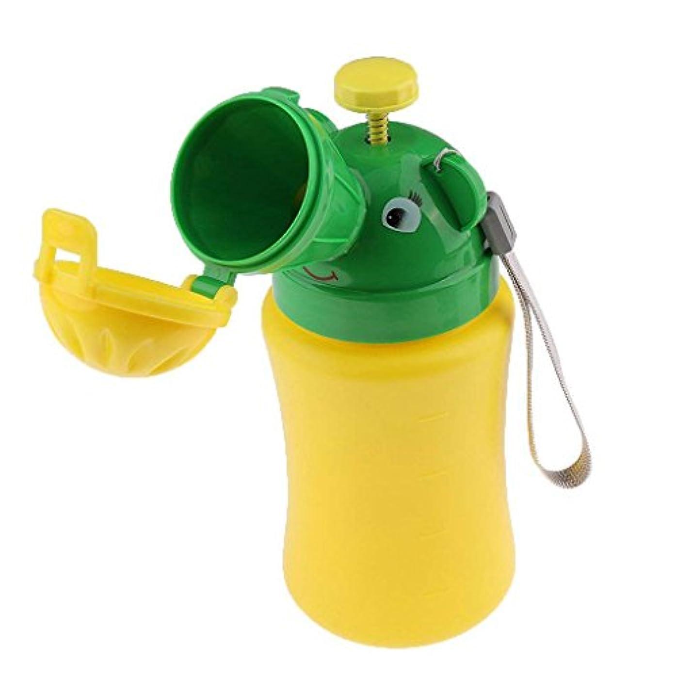 ローブ機械的にショッピングセンターSemoic 小児便器緊急旅行アクセサリー用トイレ便器ポータブルボトル