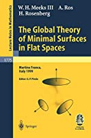 The Global Theory of Minimal Surfaces in Flat Spaces: Lectures given at the 2nd Session of the Centro Internazionale Matematico Estivo (C.I.M.E.) held in Martina Franca, Italy, June 7-14, 1999 (Lecture Notes in Mathematics)