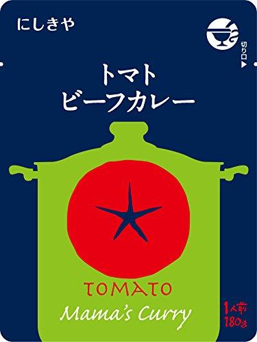 トマトビーフカレー 180g×5袋