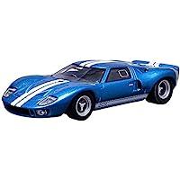 ☆ グリーンライト 1/43 フォード GT40 1969 Fast&Furious V (ワイルドスピード MEGA MAX) ブルー/ホワイトストライプ