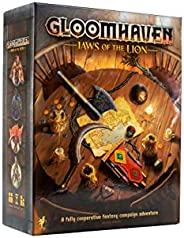 Cephalofair Games Gloomhaven: Jaws of The Lion Strategy Boxed Board Game for ages 12 &