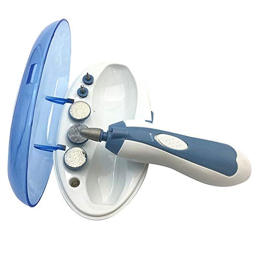 ミリメートル禁止するリンググレファイディンポリッシャーネイルマシン多機能360度回転電気マニキュアマニキュアマシン