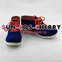 【サイズ選択可】コスプレ靴 ブーツ K-513 アニメ「K」 八田 美咲 やた みさき 女性23.5CM