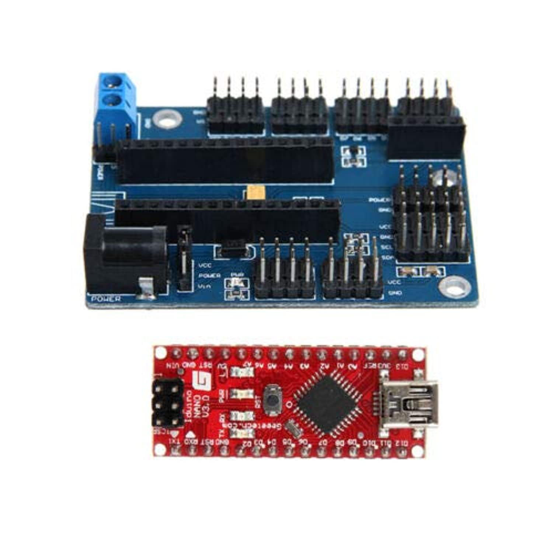 FidgetGear Geeetech NANO IOエクステンションシールドボードArduino&Iduino NANO ATmega328