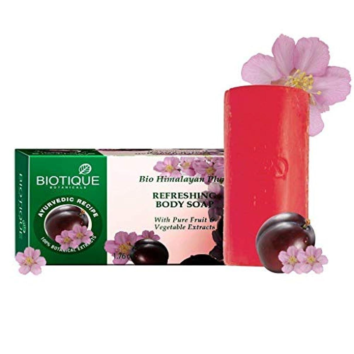 行進補う無効にするBiotique Orange Peel Revitalizing Body Soap 150 gm (Pack of 2) Unique Soap ビオティックオレンジピールリバイタライジングボディソープユニークソープ