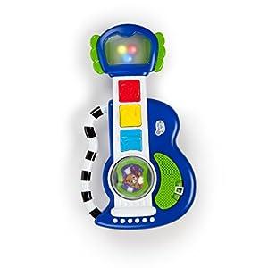 Baby Einstein ベイビーアインシュタイン ロックライト&ロール・ギター (90680) by Kids II