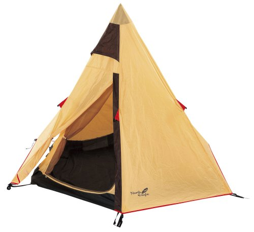 ノースイーグル テント ワンポールテント mini200 [1~2人用] NE157