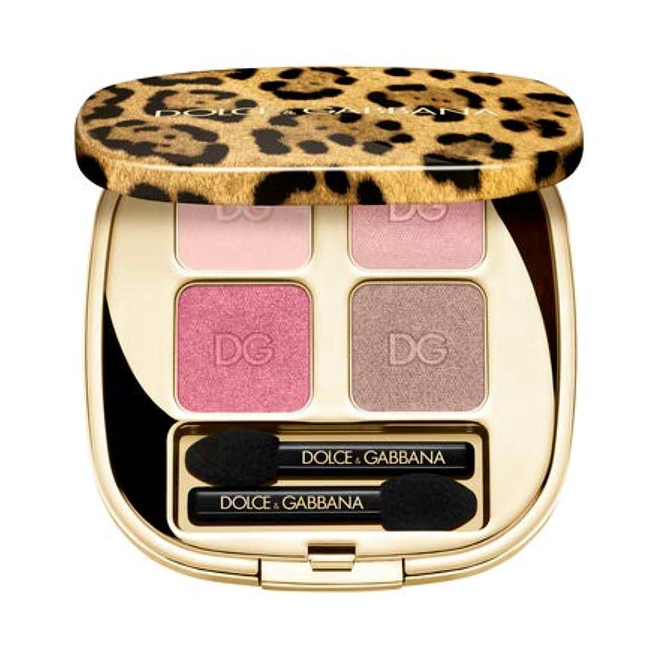 マントジャム認可【Dolce & Gabbana(ドルチェ&ガッバーナ)】フェリンアイズ インテンスアイシャドウ クアッド (6)