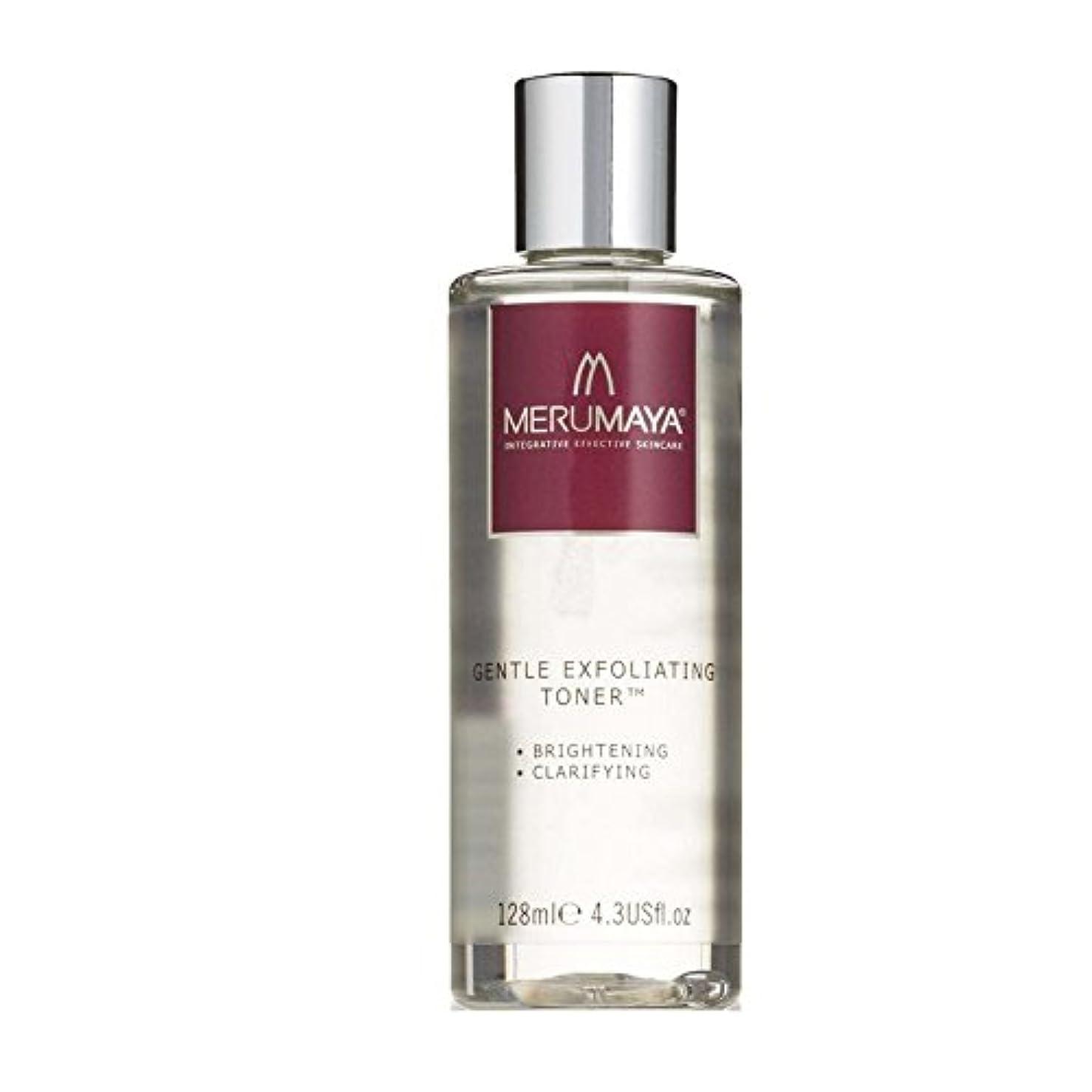 連想香り正直Merumaya Gentle Exfoliating Toner (Pack of 6) - 優しい角質除去トナー x6 [並行輸入品]