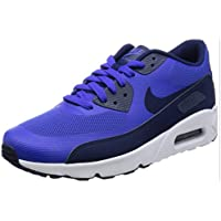 Nike Men's Air Max 90 Ultra 2.0 Essential, PARAMOUNT BLUE/BINARY BLUE
