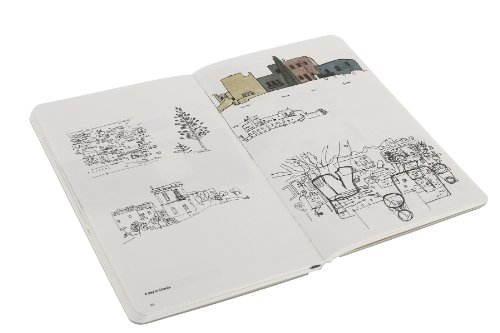 Moleskine Inspiration and Process in Architecture - Bolles + Wilson (Design and Architecture Books)