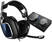 ASTRO Gaming PS4 ヘッドセット A40TR+MixAmp Pro TR ミックスアンプ付き 有線 5.1ch 3.5mm usb PS5 PS4 PC Mac Switch スマホ A40TR-MAP-0