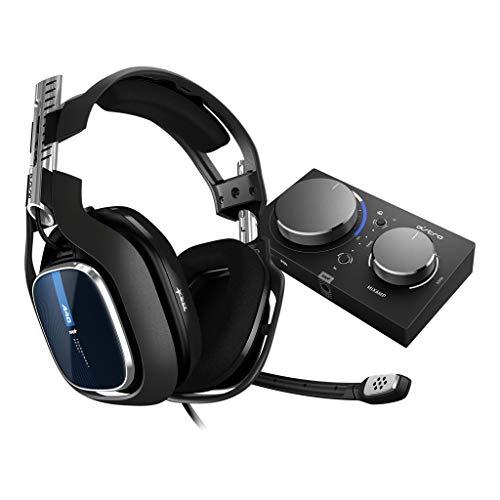 Astro ゲーミングヘッドセット A40 TR+MixAmp Pro TR A40TR-MAP-002 ブラック ミックスアンプ 付き ヘッド...