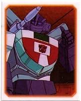 Transformers g1Wheeljack CardsInc。a33ステッカー