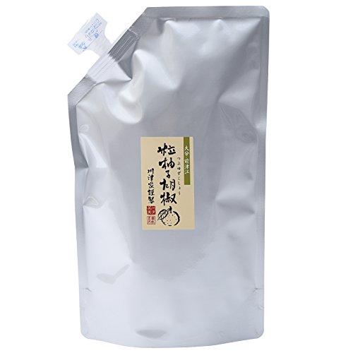 川津食品 川津家謹製 粒柚子胡椒 青 1kg