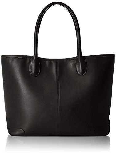 BEAMS LEATHER TOTE2 レザートートバッグ ブラック