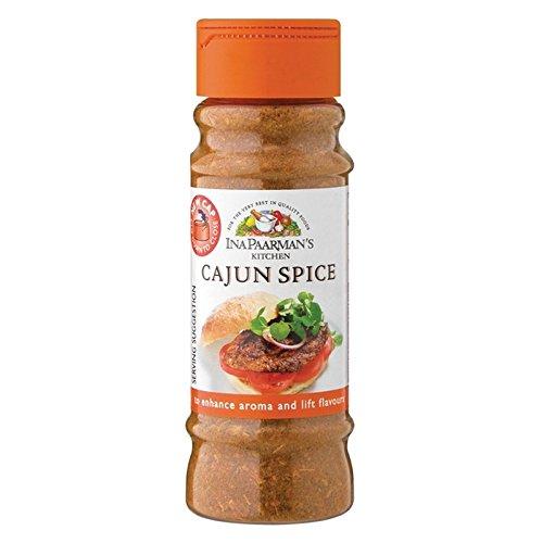 伊那Paarmanのケイジャンスパイス200ミリリットル (x 2) - Ina Paarman's Cajun Spice 200ml (Pack of 2) [並行輸入品]