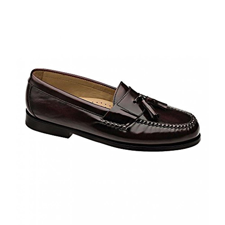 待つキラウエア山テンション(ジョンストン&マーフィー) Johnston & Murphy メンズ シューズ?靴 ローファー Hayes Tassel Dress Loafers [並行輸入品]