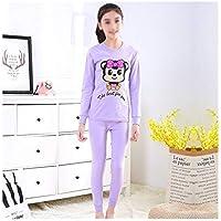 LUKEEXIN Autumn Children Boy Girl Pyjamas Kids Boys Pajamas Sets Girls Sleepwear Nightwear Pajamas