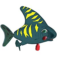 Toys (Mini) - Z Wind Ups - Seymour the Tiger Shark (Swim) Kids Game New 40577