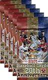 BBM2010 BBMカード20周年記念カード未開封5パックセット