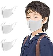 冷感 マスク 3枚セット 調整可能