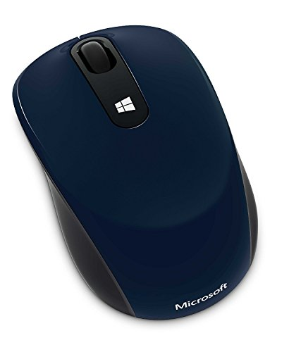 Microsoft Sculpt Mobile Mouse Windows Wool Blue Refresh 43U-00038 1本