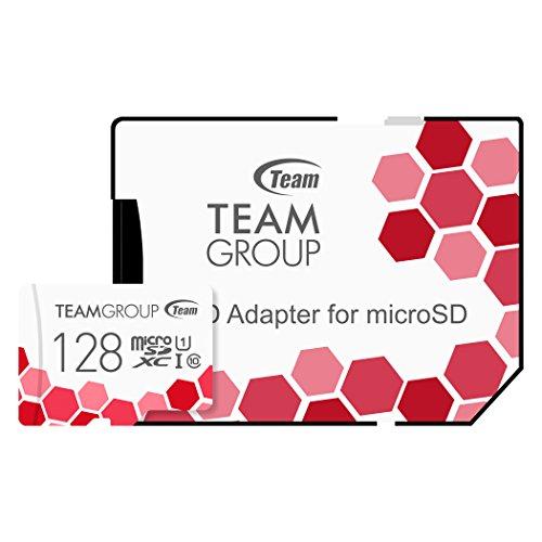 Team microSDXCカード 12...