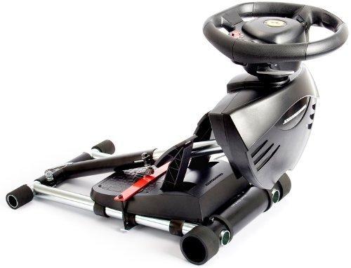 ホイールスタンドプロ ブラック スラストマスター F458スパイダー T80 T100 F458 F430 RGT ロジクール ドライビングフォースGT PRO EX FX V2