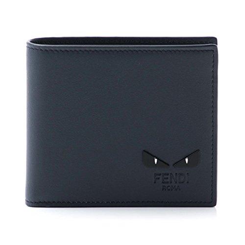 (フェンディ) FENDI 二つ折り 財布 BAG BUGS バッグ バグズ [並行輸入品]