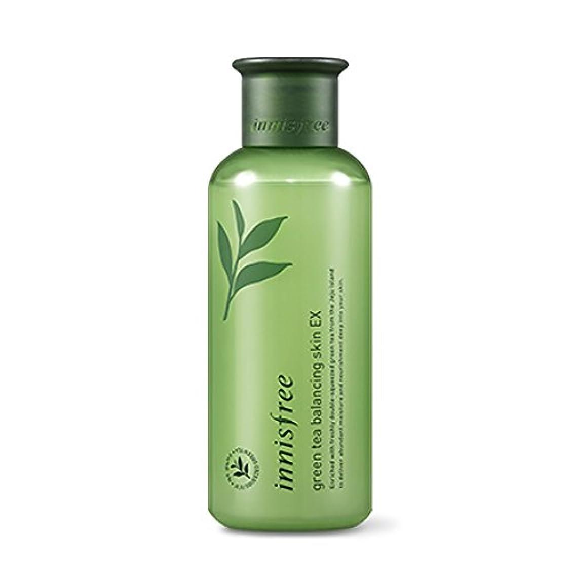 抜け目がないボランティア風邪をひくイニスフリーグリーンティーバランシングスキン(トナー)200ml Innisfree Green Tea Balancing Skin(Toner) 200ml