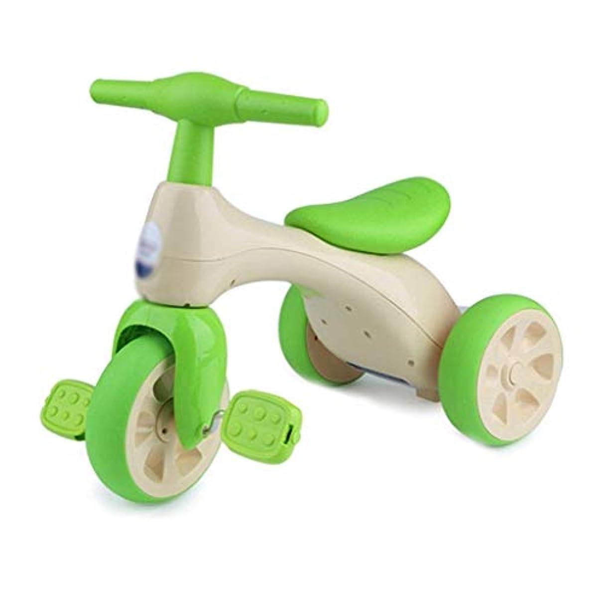 すなわち治療ベンチ子供の三輪車自転車3-8歳の男の子の女の子の練習自転車子供ベビーカー公園ガーデン三輪車