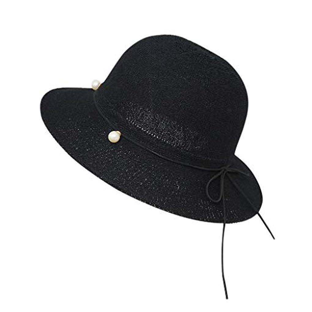 重荷オーバーヘッド実際の帽子 レディース 夏 女性 UVカット 帽子 ハット 漁師帽 つば広 吸汗通気 紫外線対策 大きいサイズ 日焼け防止 サイズ調節 ベレー帽 帽子 レディース ビーチ 海辺 森ガール 女優帽 日よけ ROSE ROMAN