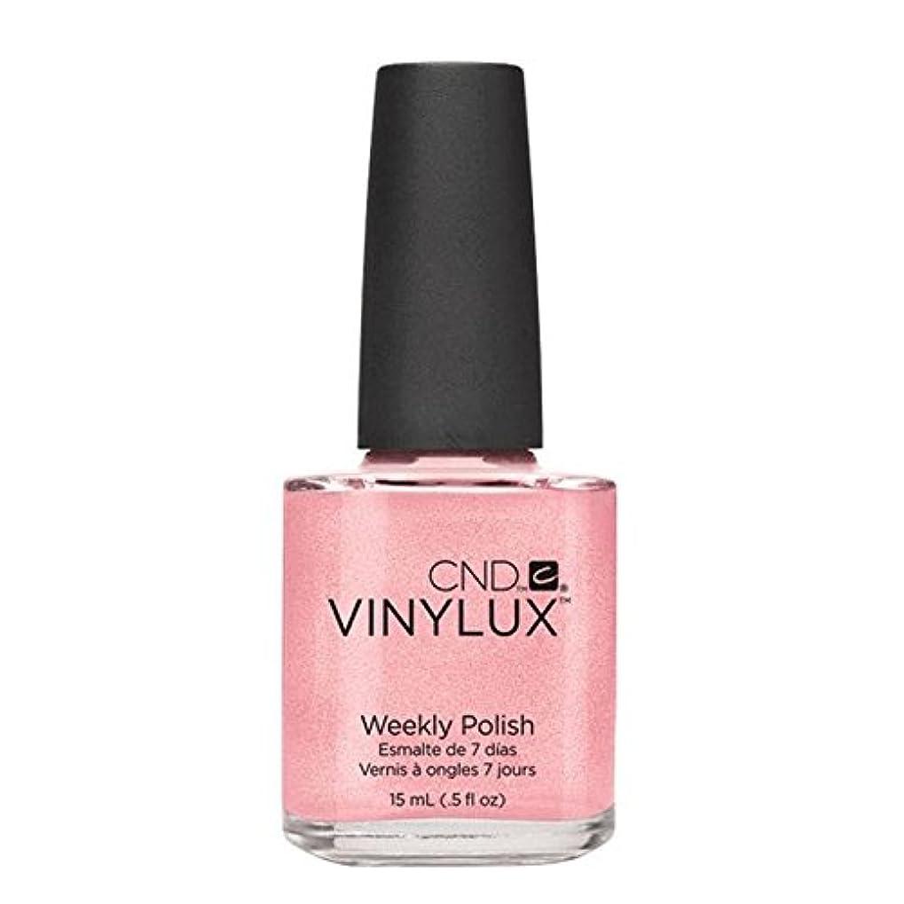 配管工リハーサルラビリンスCND Vinylux Manicure Lacquer _  Grapefruit Sparkle #118_15ml (0.5oz)