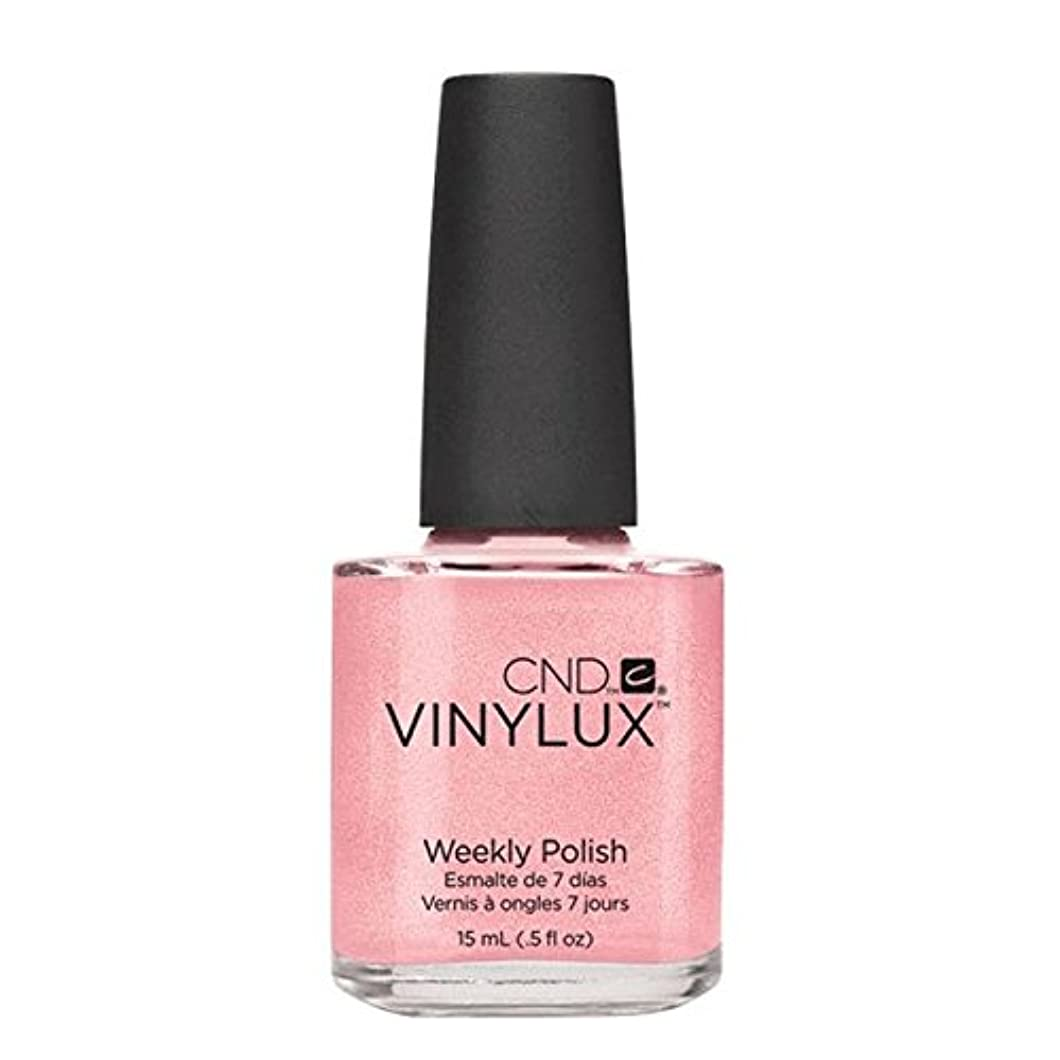 横に大使ボイドCND Vinylux Manicure Lacquer _  Grapefruit Sparkle #118_15ml (0.5oz)