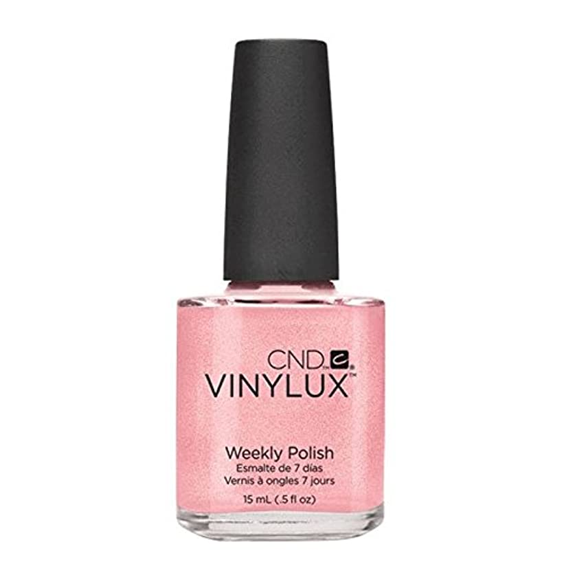 生命体はさみステートメントCND Vinylux Manicure Lacquer _  Grapefruit Sparkle #118_15ml (0.5oz)