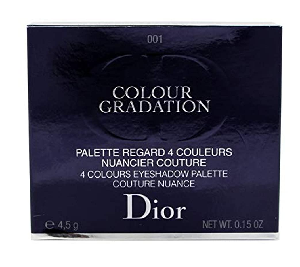 サラミ求める悪化させるクリスチャンディオール カラー グラデーション パレット【#001】 #ブルー グラデーション 4.5g【限定】