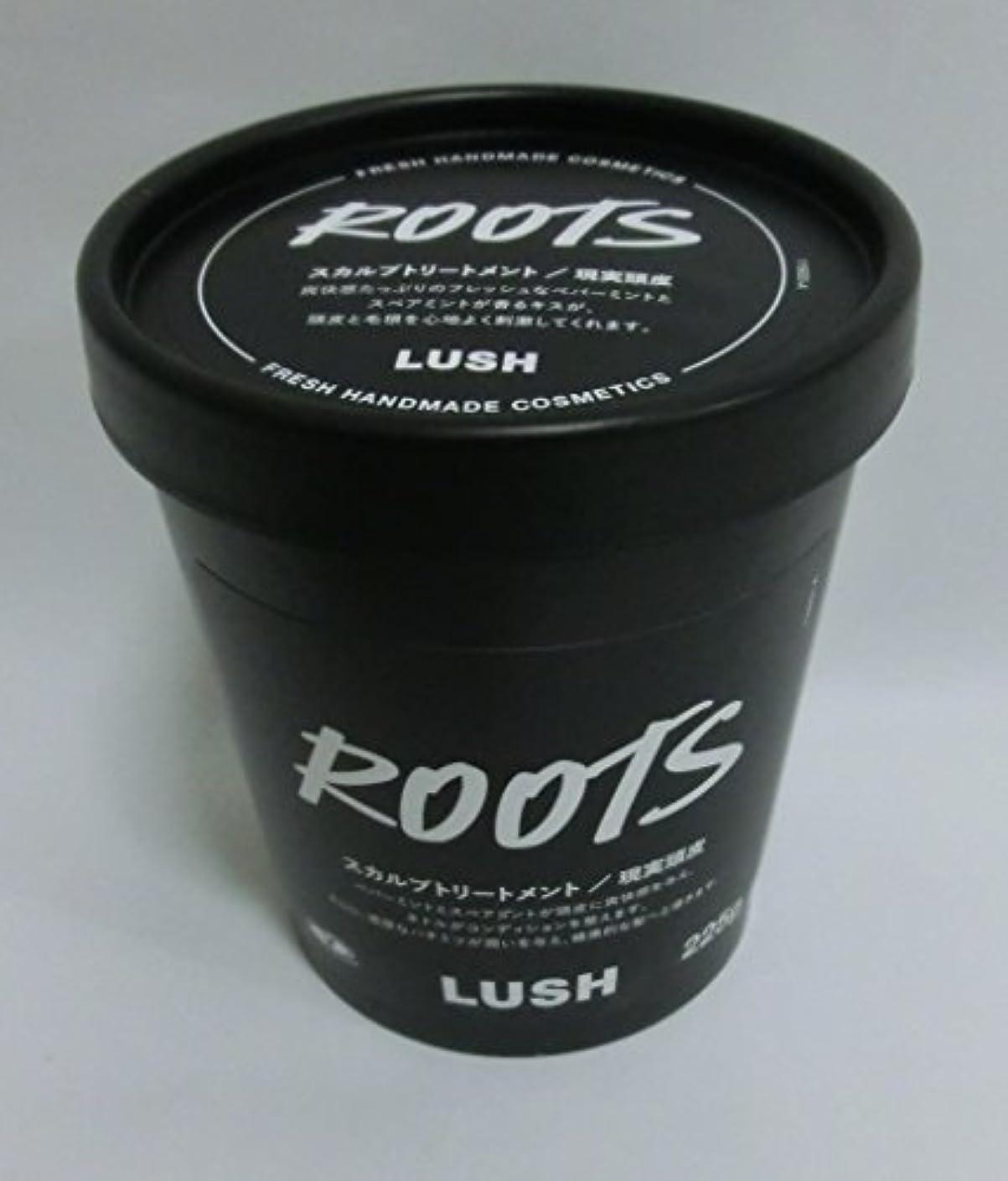 LUSH ラッシュ 現実頭皮(225g)