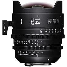 Sigma 4450968 14mm T2 Mount Cine Lens for PL Mount, Black