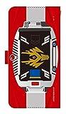 【公式】 仮面ライダー龍騎 手帳型 スマホ ケース AQUOS ZETA(SH-04H) ライダーベルト