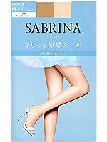 (グンゼ)GUNZE SABRINA(サブリナ)婦人パンスト さらっと涼感クール 伝線しにくい SB470 ナチュラルベージュ L-LL