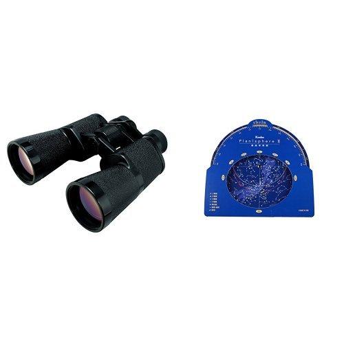 Kenko NEW ミラージュ 双眼鏡 7×50 + Kenko 天体望遠鏡アクセサリー 星座早見盤 PlanisphereIIセット