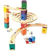 ボーネルンド クアドリラ?ベーシックセット (ボーネルンドパッケージ) 積み木 知育玩具 玉の塔