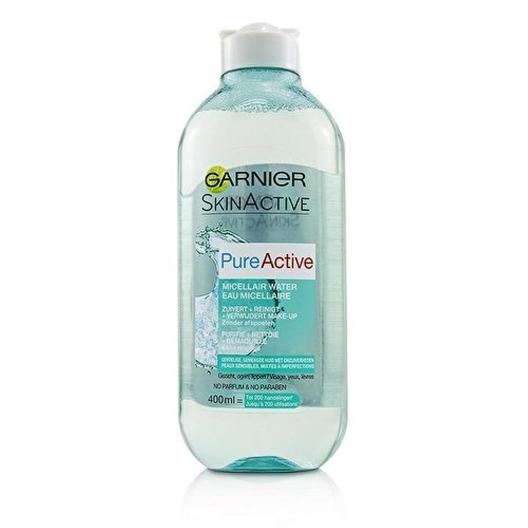 原子老朽化したナラーバーガルニエ SkinActive PureActive Micellair Water - For Sensitive Skin 400ml/13.3oz並行輸入品