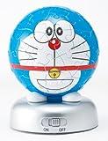 3D球体パズル パズランタン ドラえもん 60ピース ドラえもん 2003-396【光るパズル】 (直径約7.6cm)