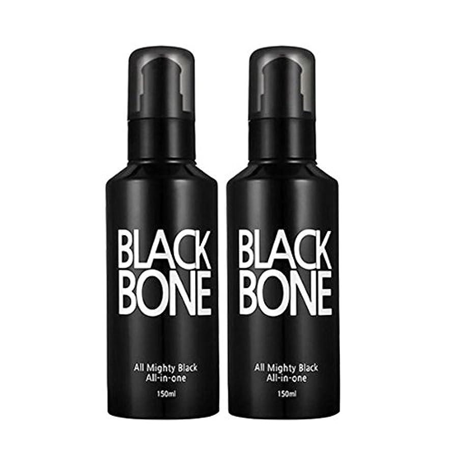 回転する討論フィードオンソメンブラックボンオールマイティ男性オールインワン150ml x 2本セット、So Men Black Bone All Mighty Men All-in-One 150ml x 2ea Set [海外直送品]