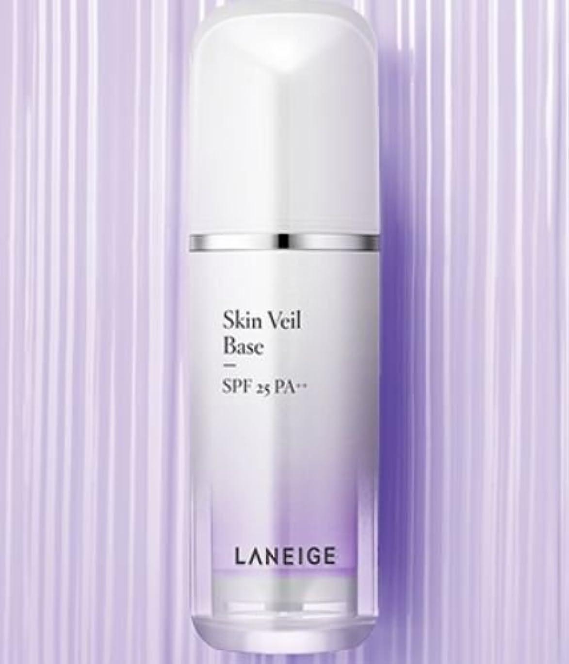 考慮サミット市の中心部[LANEIGE] Skin Veil Base SPF25 PA++ 30ml/[ラネージュ]スキンベールベース SPF25 PA++ 30ml (# 40 Pure Violet/ピュアバイオレット) [並行輸入品]